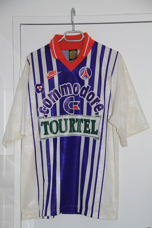 Maillot Paris Saint-Germain 1993-1994