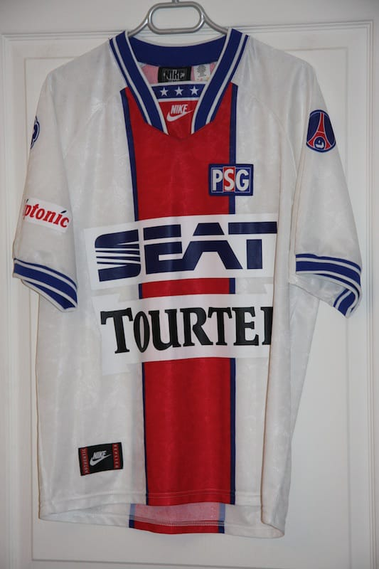 maillot-exterieur-psg-paris-saint-germain-1994-1995