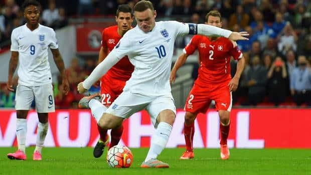 Rooney - Nike Hypervenom Phinish II