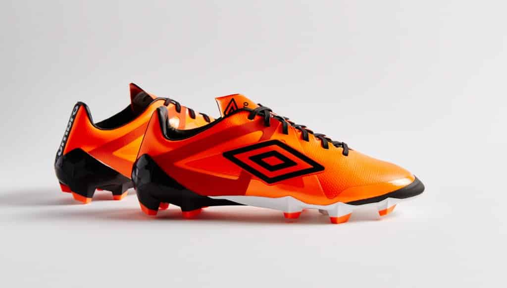 chaussure-football-umbro-velocita-orange