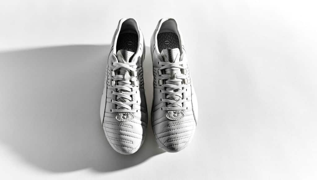 chaussure-football-puma-king-blanche-2