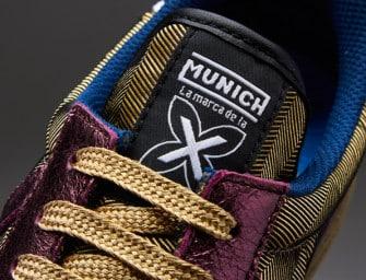 Footpack vous présente la marque Munich
