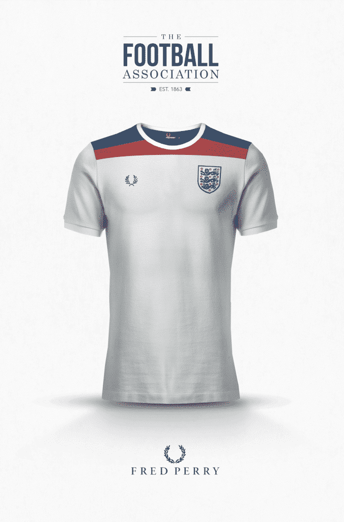 maillot-angleterre-fred-perry