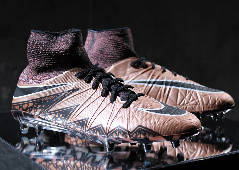 Hypervenom II Red Bronze