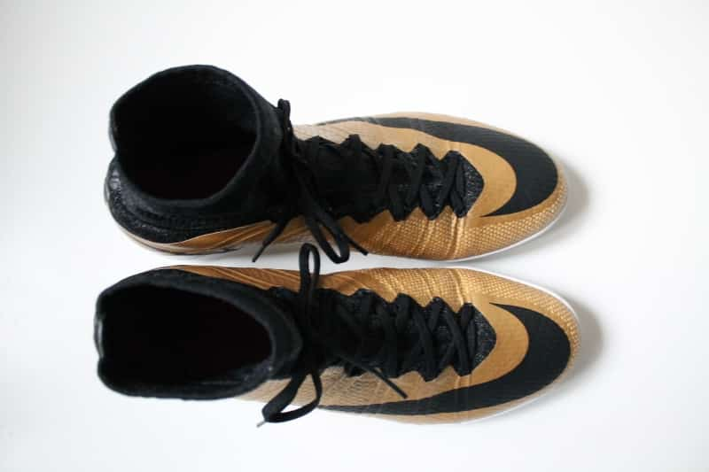 "Nike MercurialX Proximo ""Metallic Gold"""