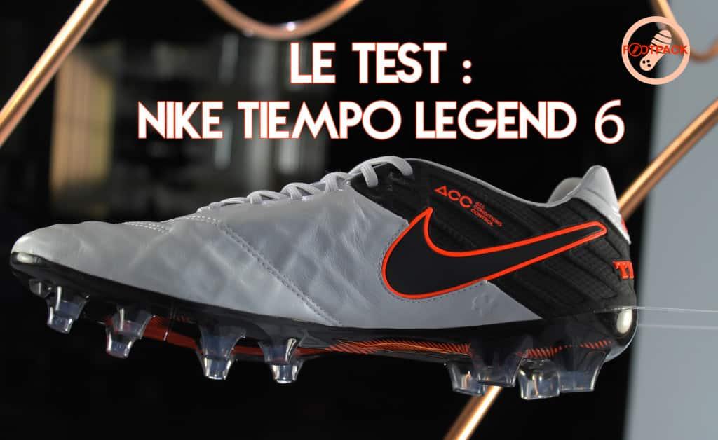 Test: Nike Tiempo Legend 6