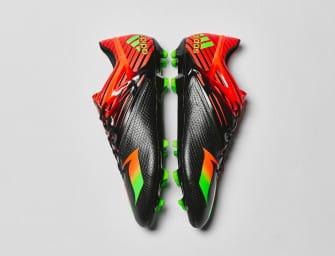 adidas dévoile la nouvelle Messi15