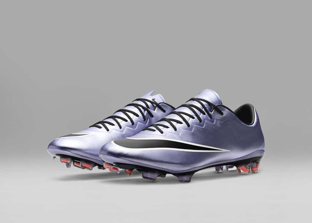 chaussure de football nike mercurial