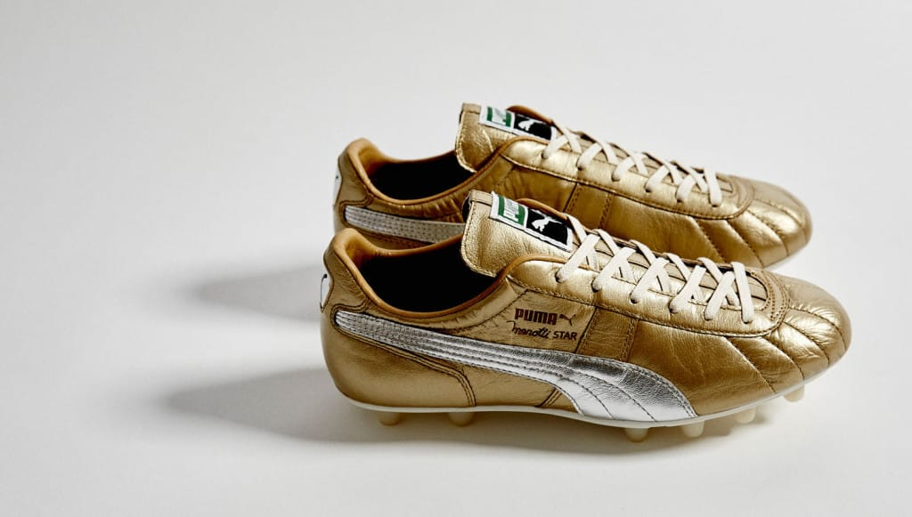 chaussure-football-puma-monetti-star-or-edition-limitee