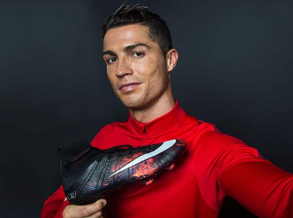 chaussure foot mercurial cristiano ronaldo