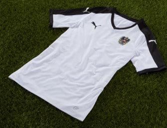 Les maillots de l'Autriche pour l'Euro 2016 par Puma