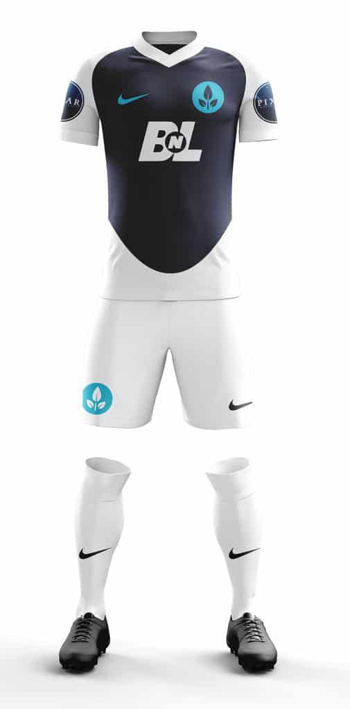 maillot-football-eve-wall-e