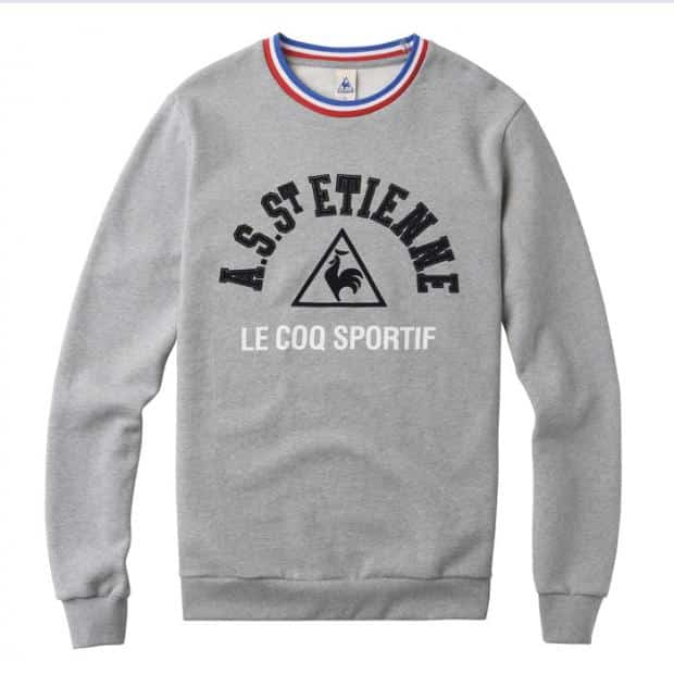 la collection vintage asse x le coq sportif. Black Bedroom Furniture Sets. Home Design Ideas