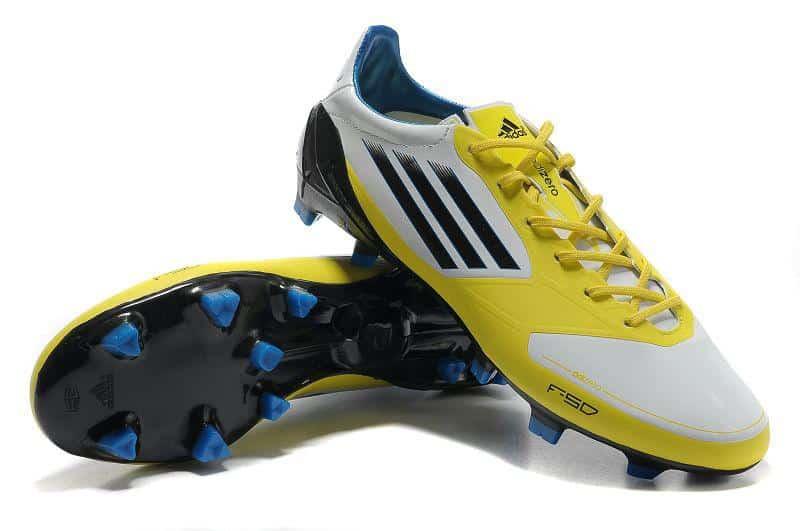 adidas f50 adiZero II miCoach White_Slime - Benzema
