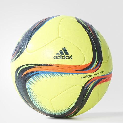 adidas pr sente le nouveau ballon de la ligue 1. Black Bedroom Furniture Sets. Home Design Ideas