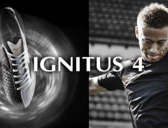 Nouvelle génération chez Mizuno : la Wave Ignitus 4