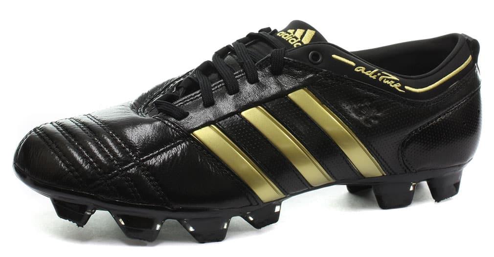Adidas adiPure II Black/Gold - Benzema