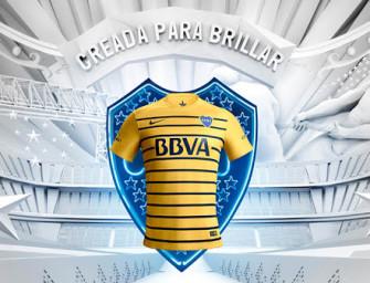 Les maillots 2016 de Boca Juniors par Nike