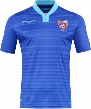 Maillot Miami FC 2016 - Macron