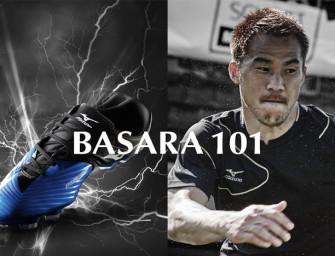 Mizuno présente sa nouvelle Basara 101