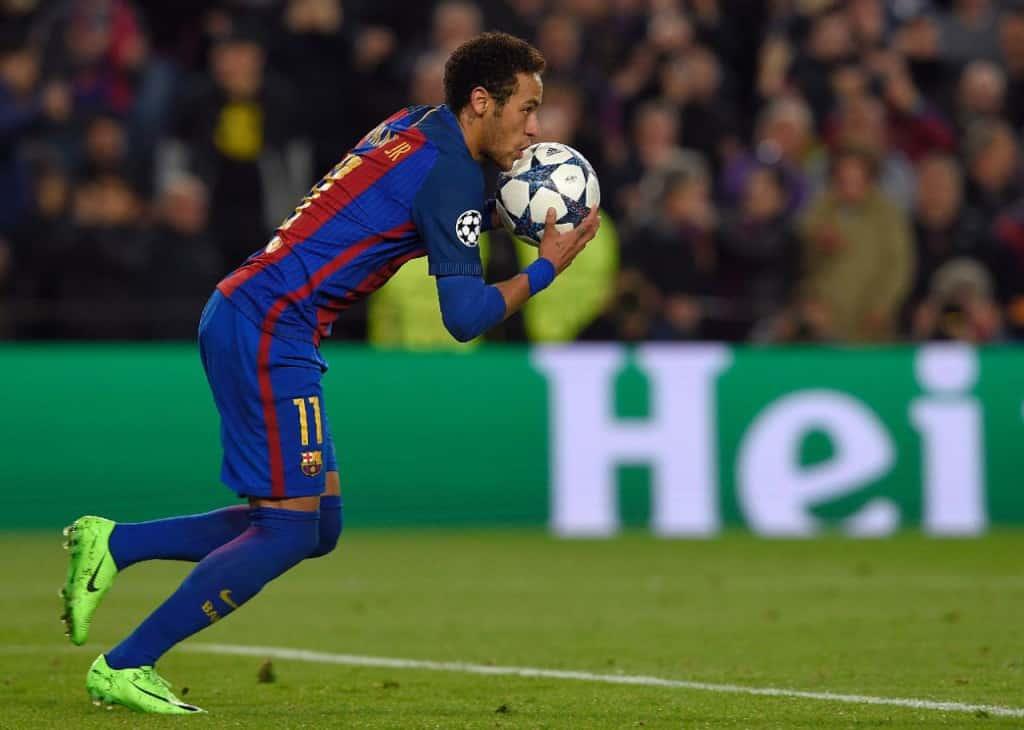 Neymar nike mercurial vapor
