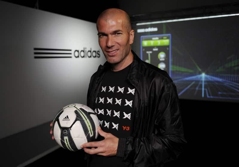 Zidane-adidas