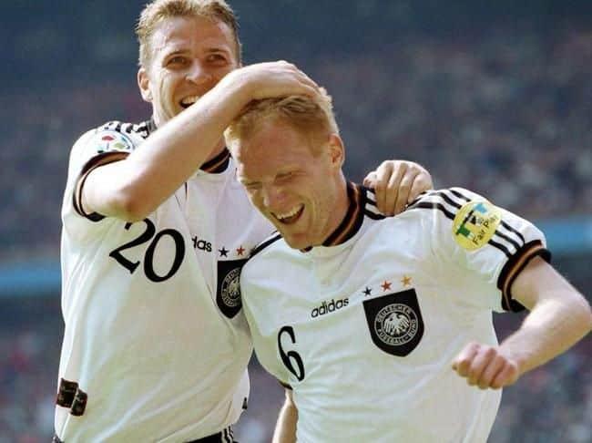 Allemagne Euro 1996