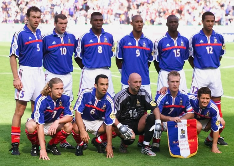 France-euro-2000