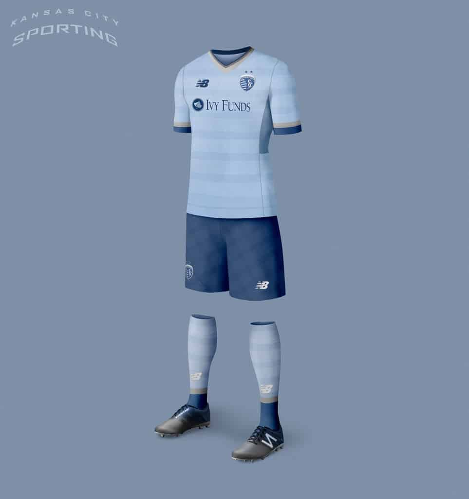 New Balance concept kit MLS