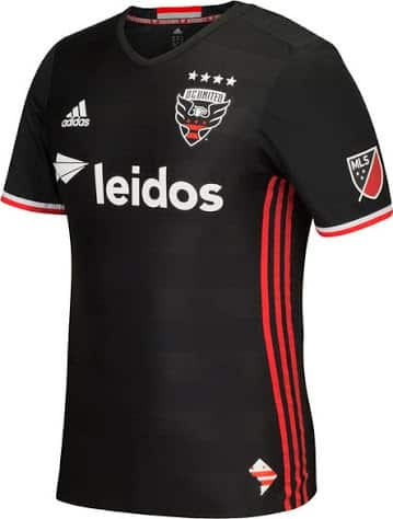 Maillot D.C. United 2016