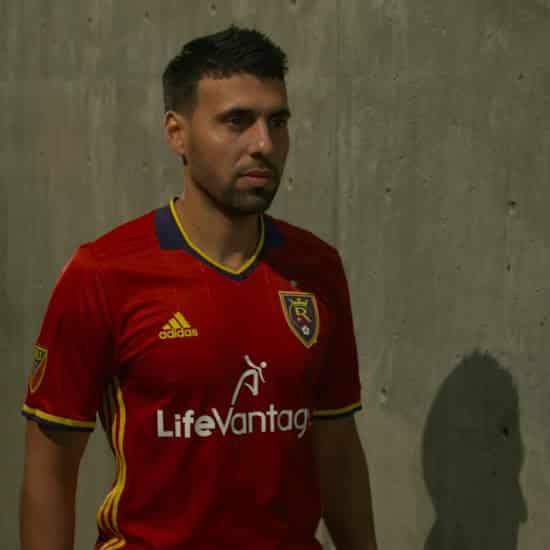 Maillot Real Salt Lake 2016