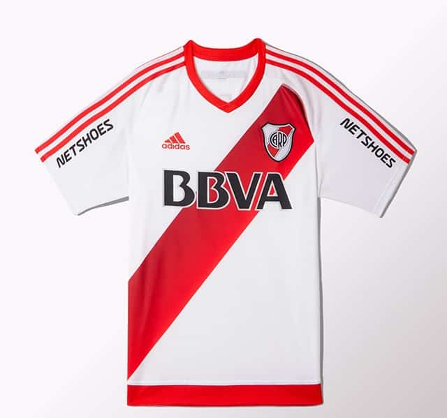 Maillot River Plate 2016