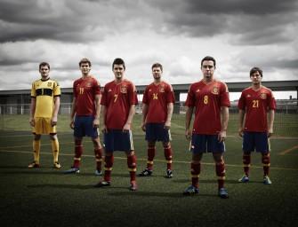 Les maillots des vainqueurs de l'Euro