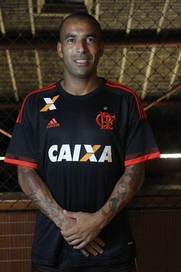 Maillot third Flamengo 2016