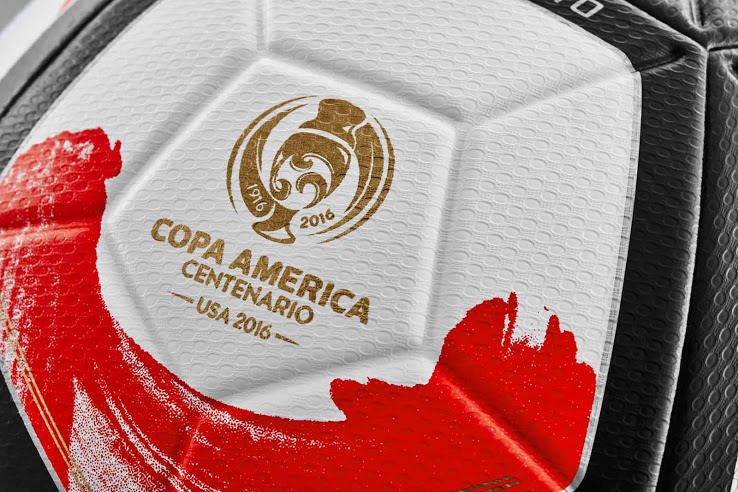 Ballon officiel Copa America 2016 - Nike