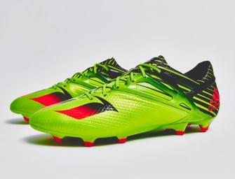 Nouveau coloris pour la adidas Messi 15.1