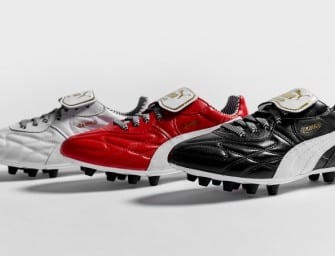La Puma King Top Stripe spéciale Euro 2016