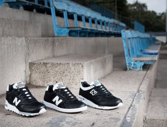 New Balance Made In UK «Football Pack»