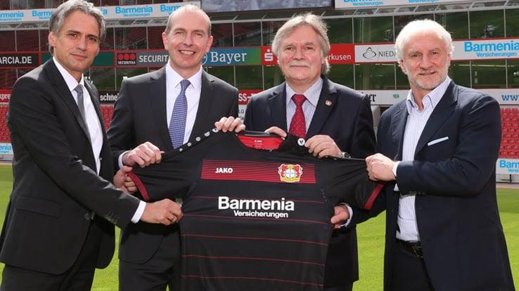 Maillot Bayer Leverkusen 2016 2017