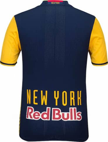 Maillot extérieur New-York Red Bulls 2016 - MLS