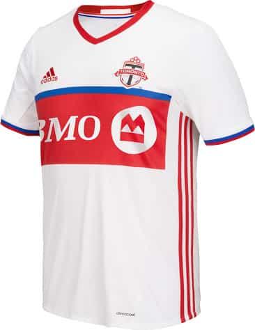 Maillot Toronto extérieur MLS 2016