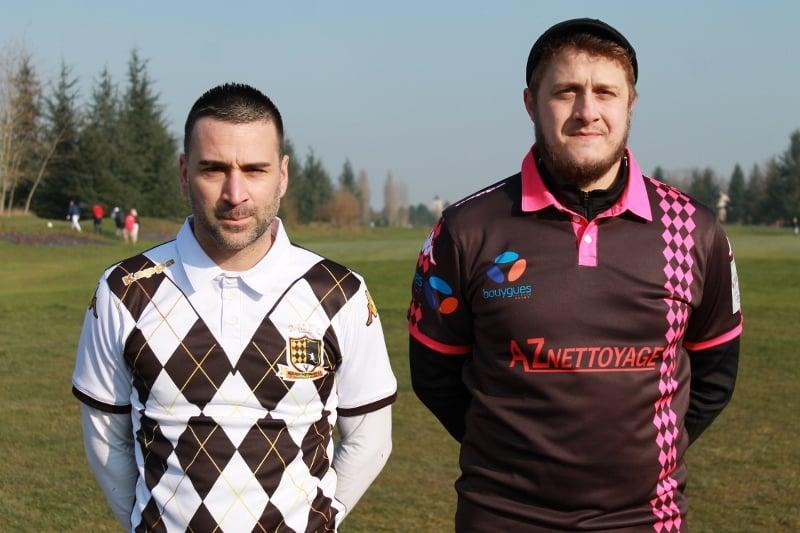 Rouen Footgolf et Reims Crew