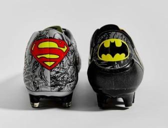 Under Armour lance une collection «Batman v Superman»