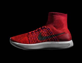 La Nike LunarEpic Flyknit, la chaussure de running inspirée de la Magista