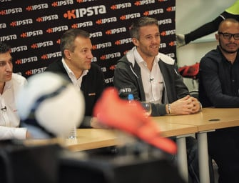 Interview Mickaël Landreau : «Aucune chaussure de moins de 50 euros ne rivalise avec Kipsta»