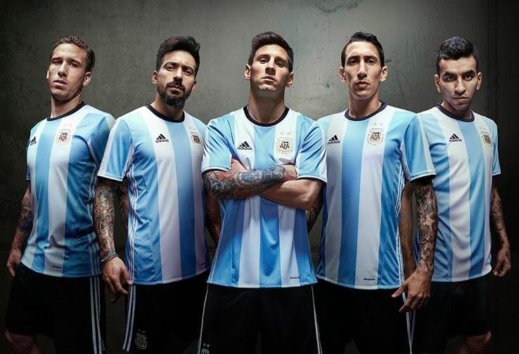 maillot-argentine-copa-america-2016
