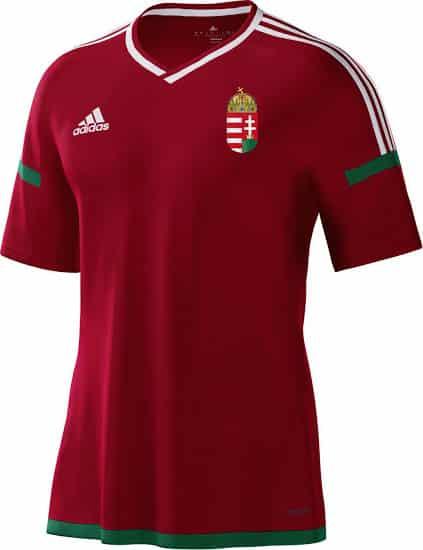 maillot-domicile-hongrie-euro-2016