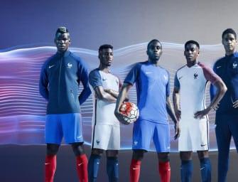 Les crampons des 23 Bleus pour l'Euro 2016