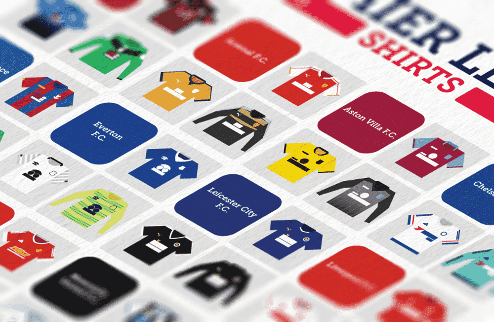 poster-football-maillots-premier-league-2