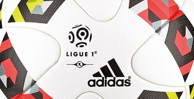 adidas d voile le ballon 2016 2017 de la ligue 1. Black Bedroom Furniture Sets. Home Design Ideas
